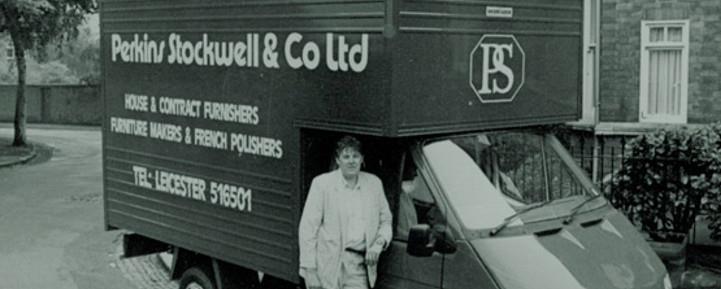 Perkins Stockwell Van